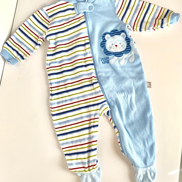 Other - Just Born Baby Boys PJs
